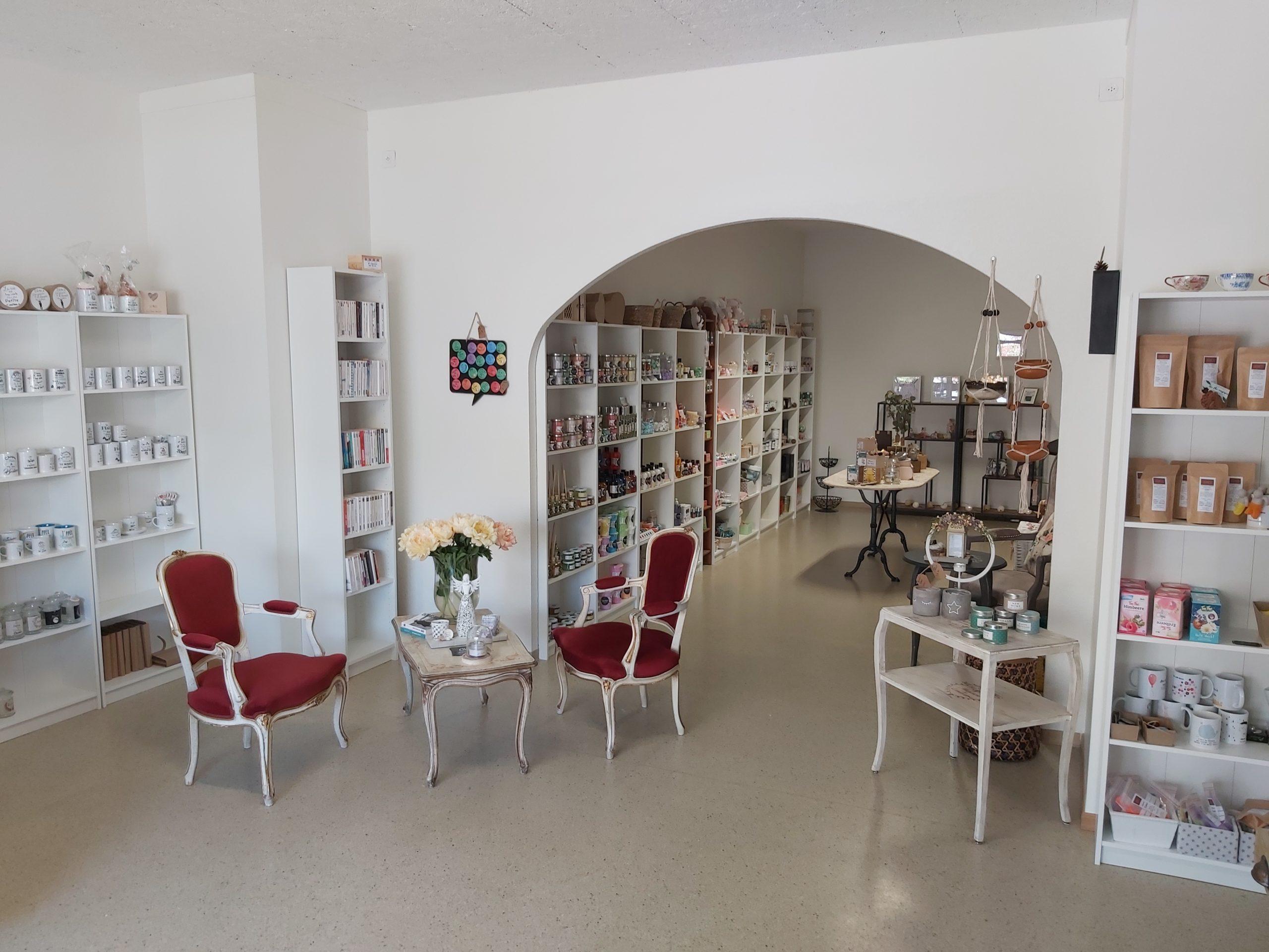 Côte mini-boutique